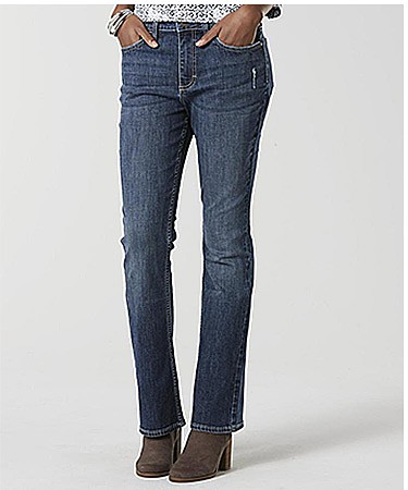 Up to 30% off women's denim