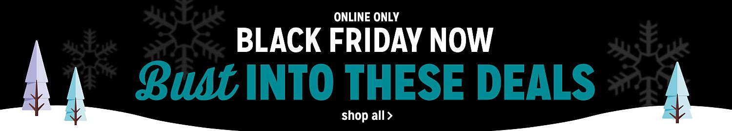 online only Black Friday Now Bust into These Deals | shop deals