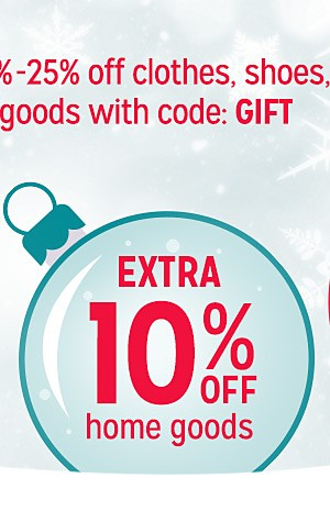 Extra 10% off with code: GIFT