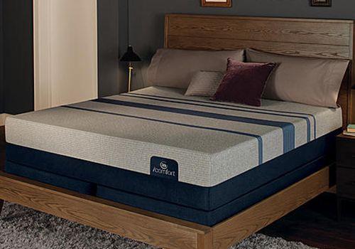 Serta iComfort Blue Max 5000 Elite Luxury Firm