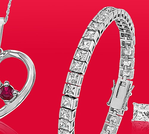 Up to 75% off fine jewelry