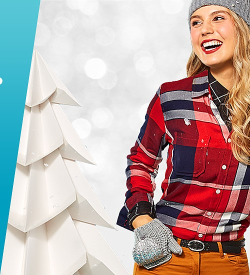 Up to 70% off winter styles for everyone