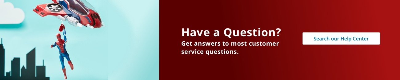 We're here to help. Click to Ask a Specific Question