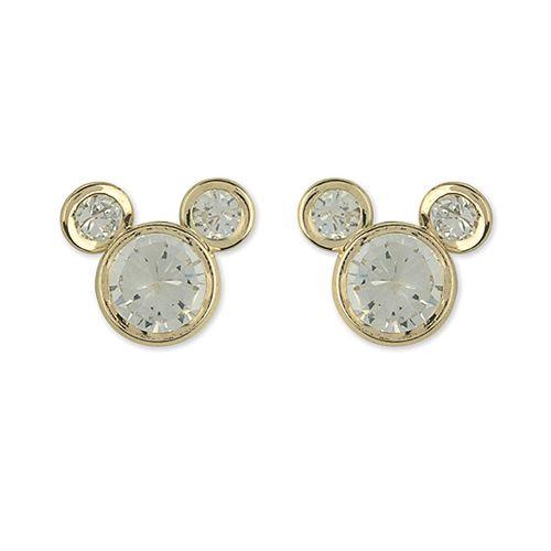 14k Gold Princess Earrings from Kmart.com