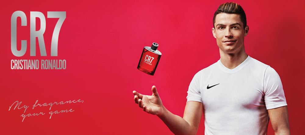 CR7 CRISTIANO RONALDO | My fragrance, your game