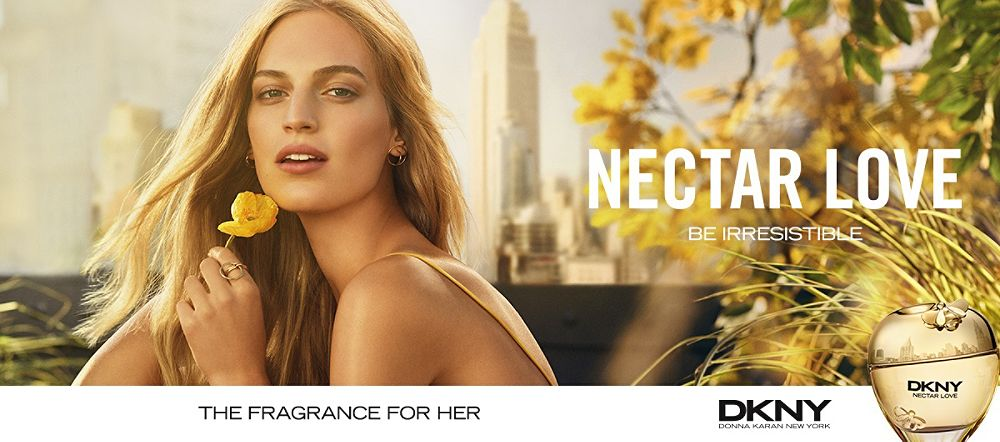 Nectar Love | Be Irresistable | The fragrance for her! DKNY. Shop now