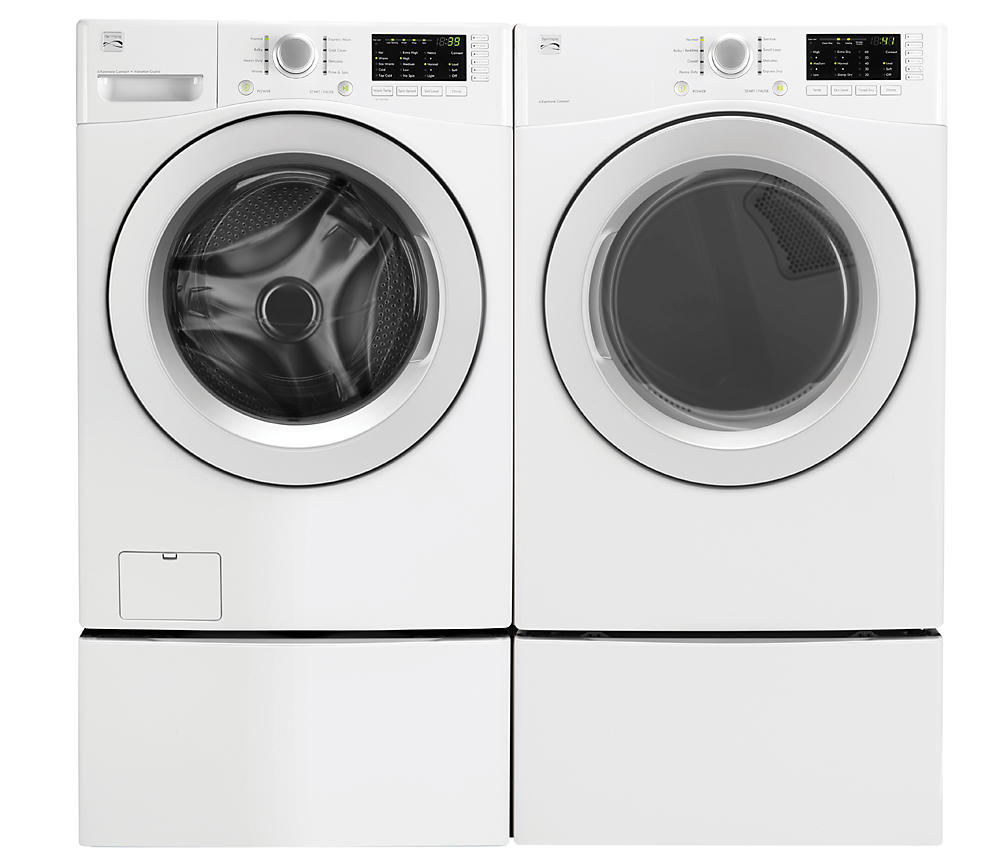 Kenmore Front-Load Dryers