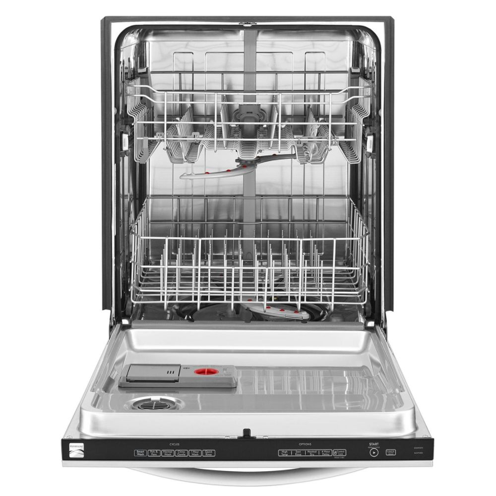 Plastic Vs Stainless Steel Dishwasher Tub Material Dishwasher Liner Comparison Sears