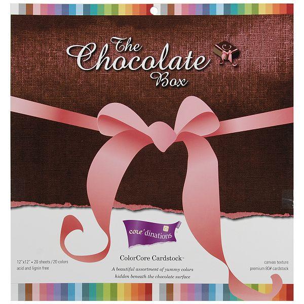 sees dark chocolate