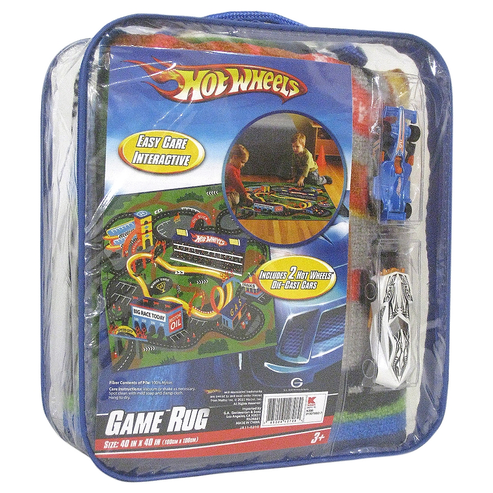 Hot Wheels Interactive Game Rug Disney For The Home Rugs