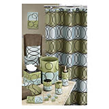 Shower Curtains & Vanity Accessories