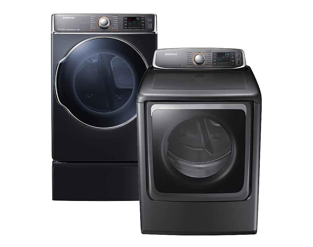 Fresh on the Floor: Samsung Dryers