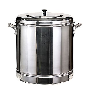 Graniteware 15 5 Qt Tamale Pot With Lid And Steamer Youtube