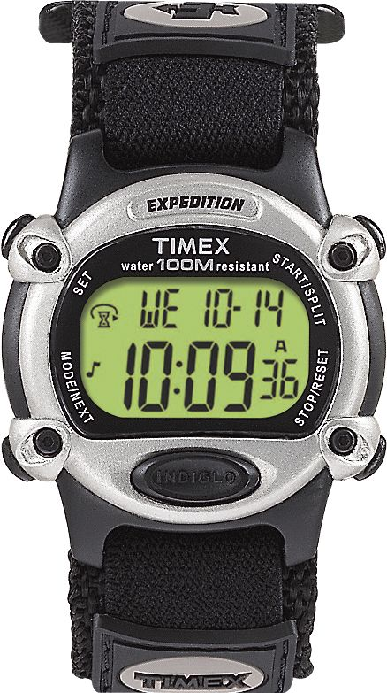 Timex Digital Expedition Watch with 100 hour Chronograph TIMEX CORPORATION