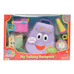 Dora My Talking Backpack
