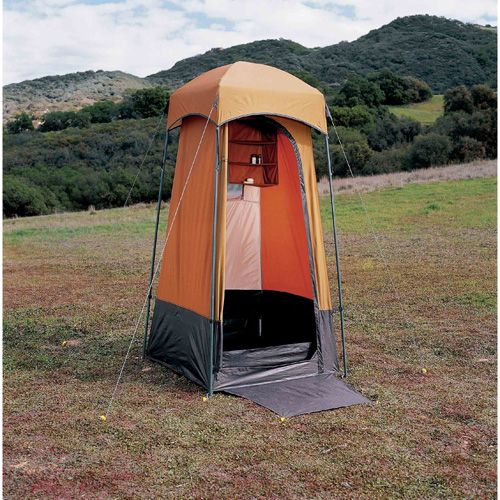 Trail 2 Room Non Instant Shower Tent