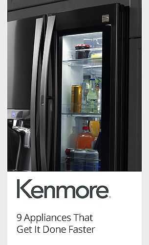 Get It Done Faster with these 9 Kenmore Appliances