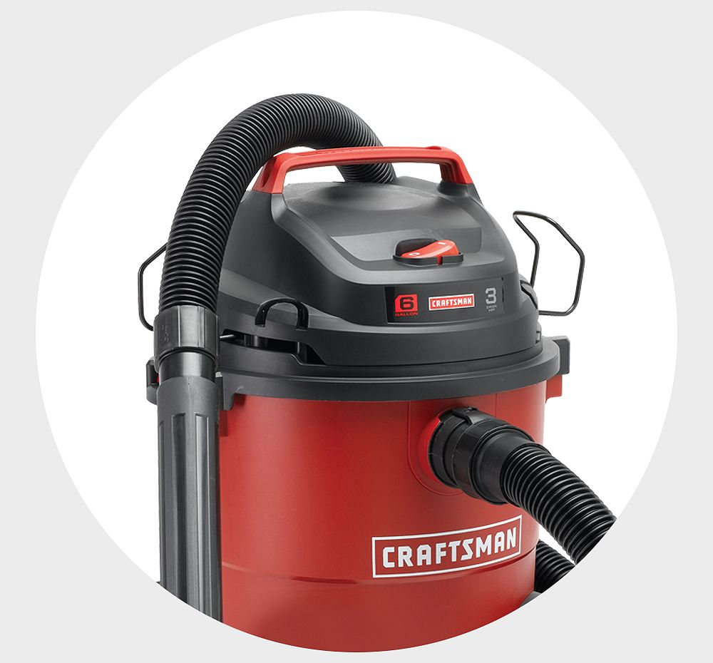 Shop Wet / Dry Vacuums