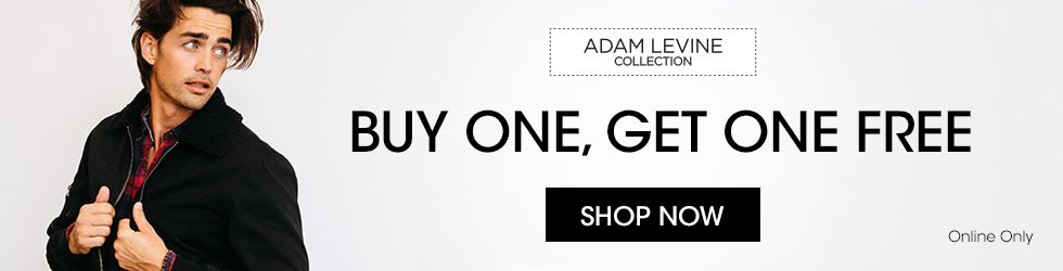 Buy One, Get One Free Adam Levine Clothing