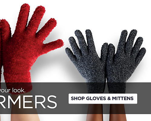 Shop Gloves & Mittens