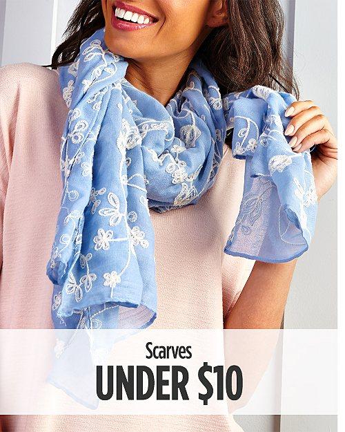 Scarves Under $10