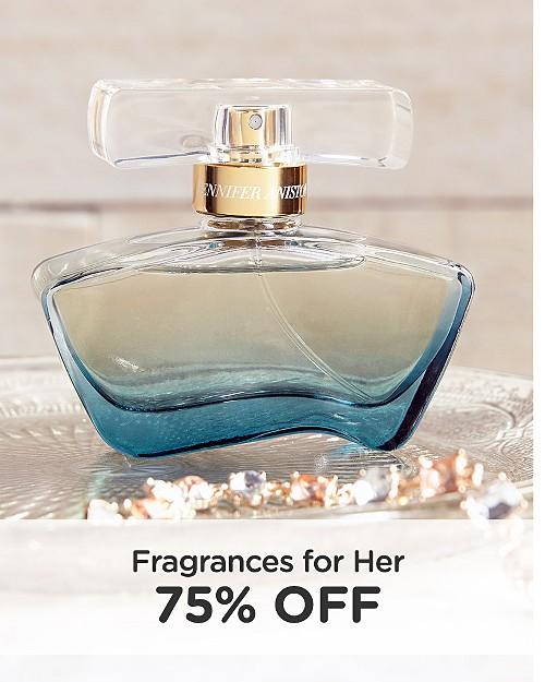 75% Off Fragrances for Her