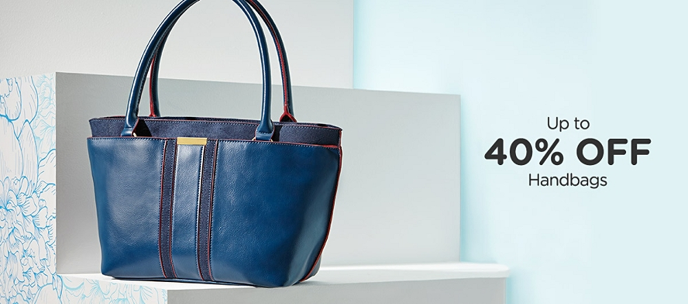 Up to 40% Off Handbags