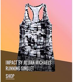Impact Running Singlet