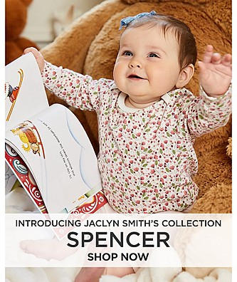 Introducing Spencer by Jaclyn Smith. Shop Now.