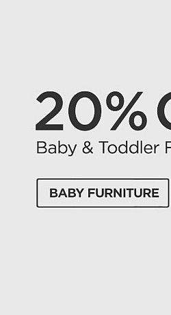 20% or more off Baby & Toddler Furniture. Shop Baby Furniture