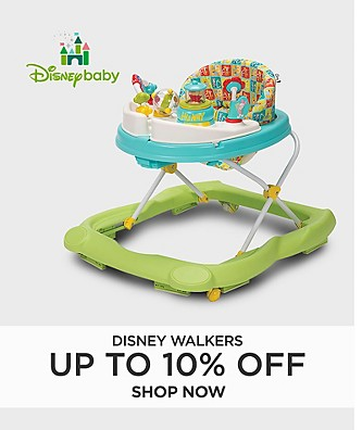 Disney Walkers up to 10% off