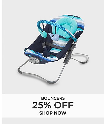 25% off Bouncers