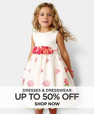 Up to 50% Dresses & Dresswear