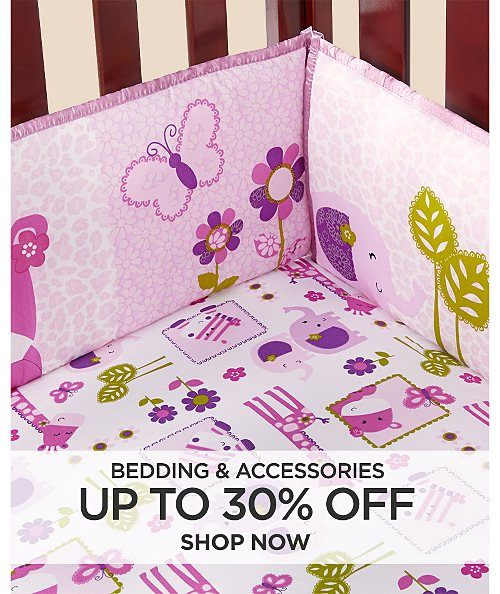 Up to 30% off bedding & accessories. Shop now