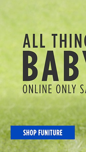 All things baby sale | online only. Shop furniture