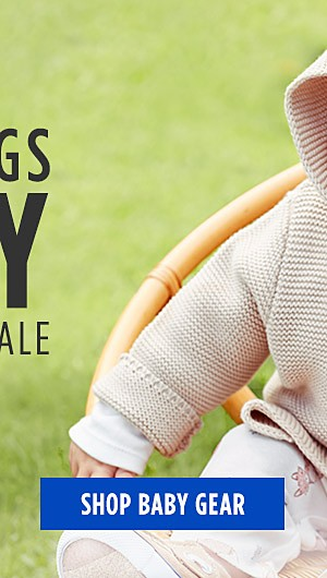 All things baby sale | Online only. Shop Baby Gear