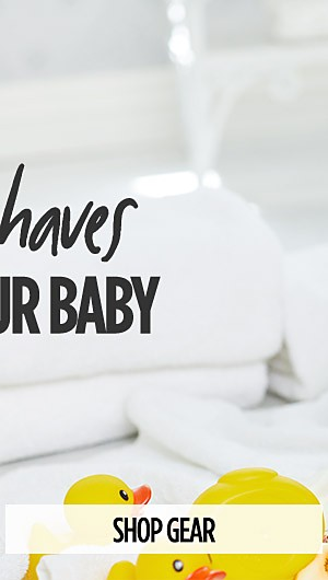 Baby Must-Haves. Shop Gear