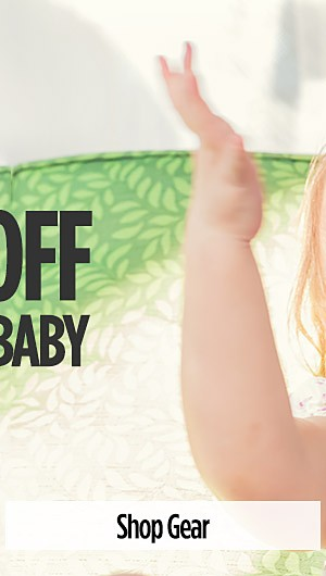 Online Only Baby Sale! Up to 25% off All Things Baby! Shop Gear