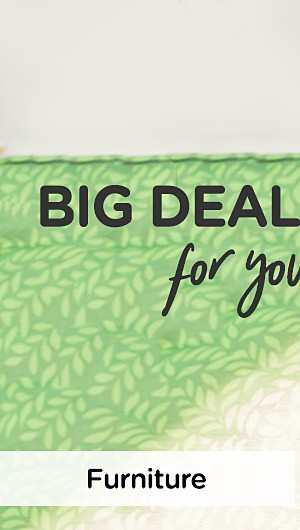 Big Deals for Your Little One! Shop Furniture