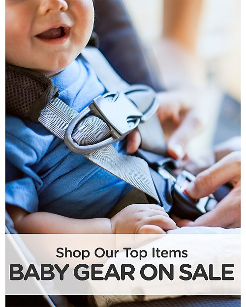 Baby Gear on Sale! Shop Our Top Items