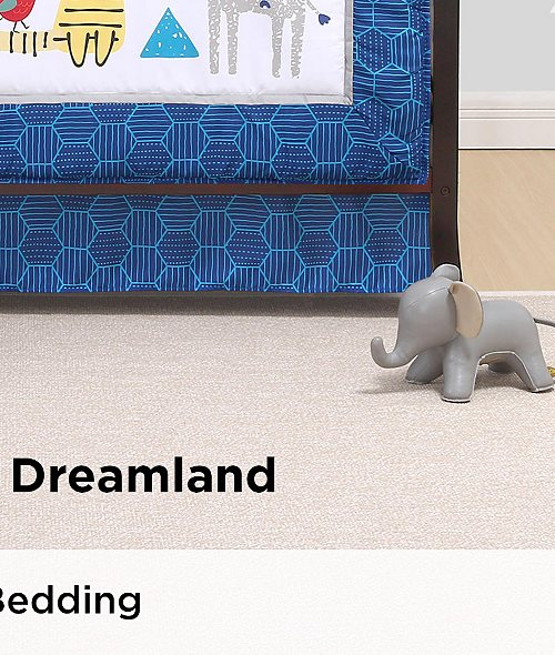 Next Stop, Dreamland. Shop Baby Bedding