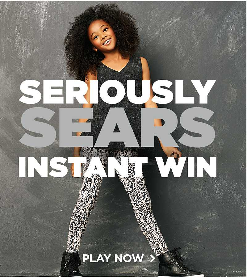 Shop Your Way Instant Win Game