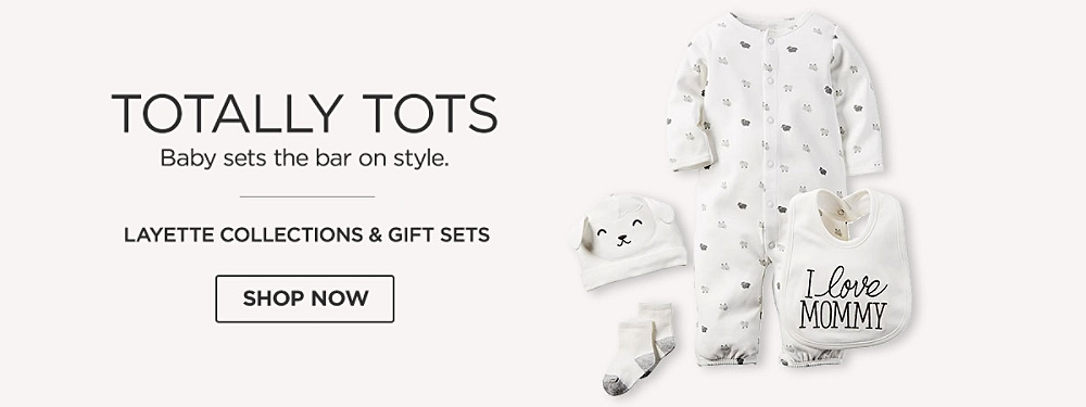 Shop Layette Collections & Gift Sets