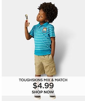 Toughskins mix & match $4.99