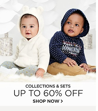 Collections & sets up to 60% off