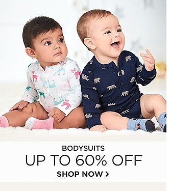 Bodysuits up to 60% Off