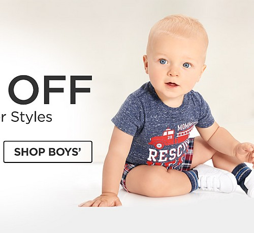 Up to 50% off summer styles