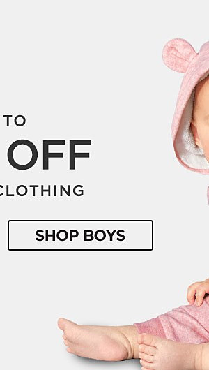 Up to 70% off Winter Clothing. Shop Boys