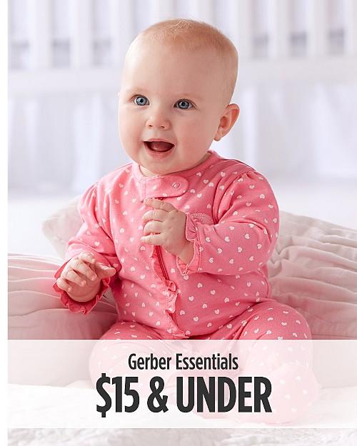 Gerber Essentials under $15