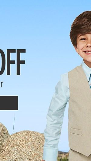 50% Off Dresswear. Shop Now